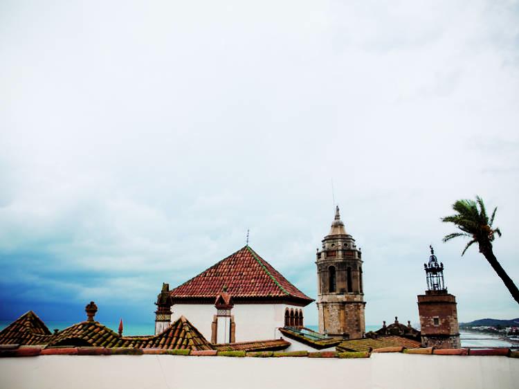 La vila del campanar
