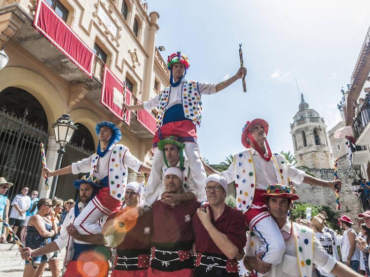 Festa major de Sant Bartomeu i Santa Tecla (Sitges)