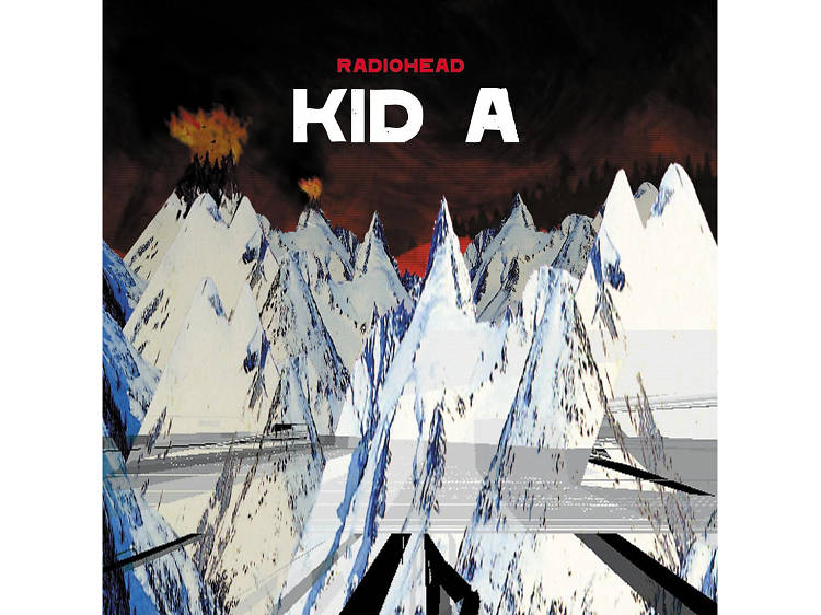 """""""How to Disappear Completely"""" by Radiohead"""