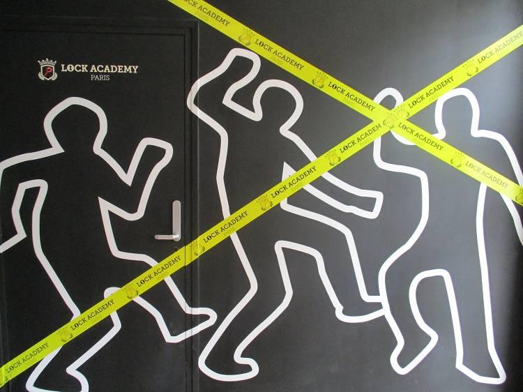 Lock Academy - Un crime presque parfait