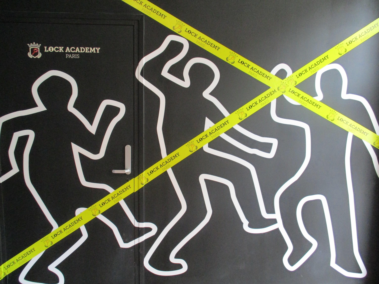 Lock Academy escape game Paris enquête détective