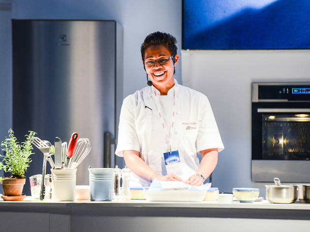 taste of london, monica galetti