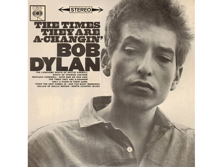 """""""Boots of Spanish Leather"""" by Bob Dylan"""