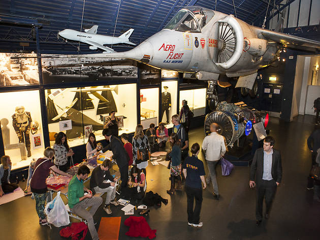 Have grown-up fun at the Science Museum