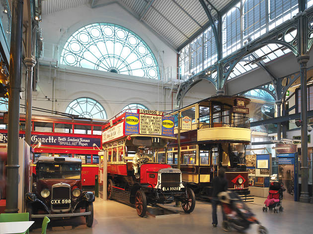 101 Things To Do in London: London Transport Museum