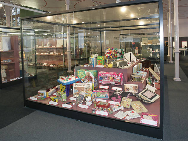 Get nostalgic over your old toys at the V&A Museum of Childhood