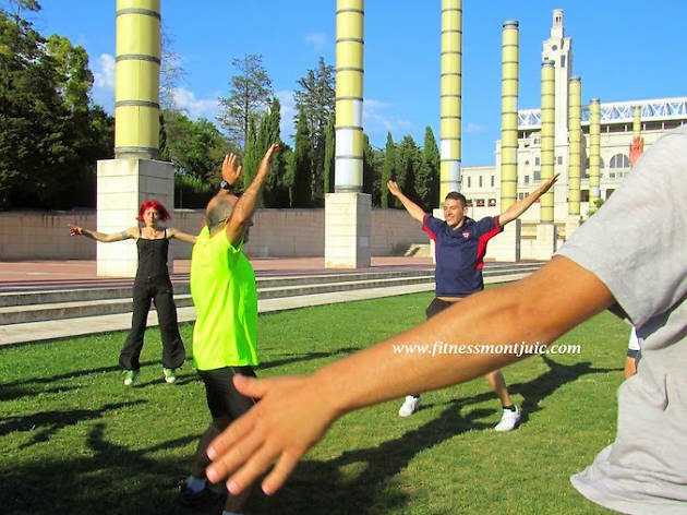 Fitness Montjuïc