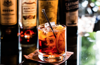 The Life Negroni: new book explores London's favourite cocktail