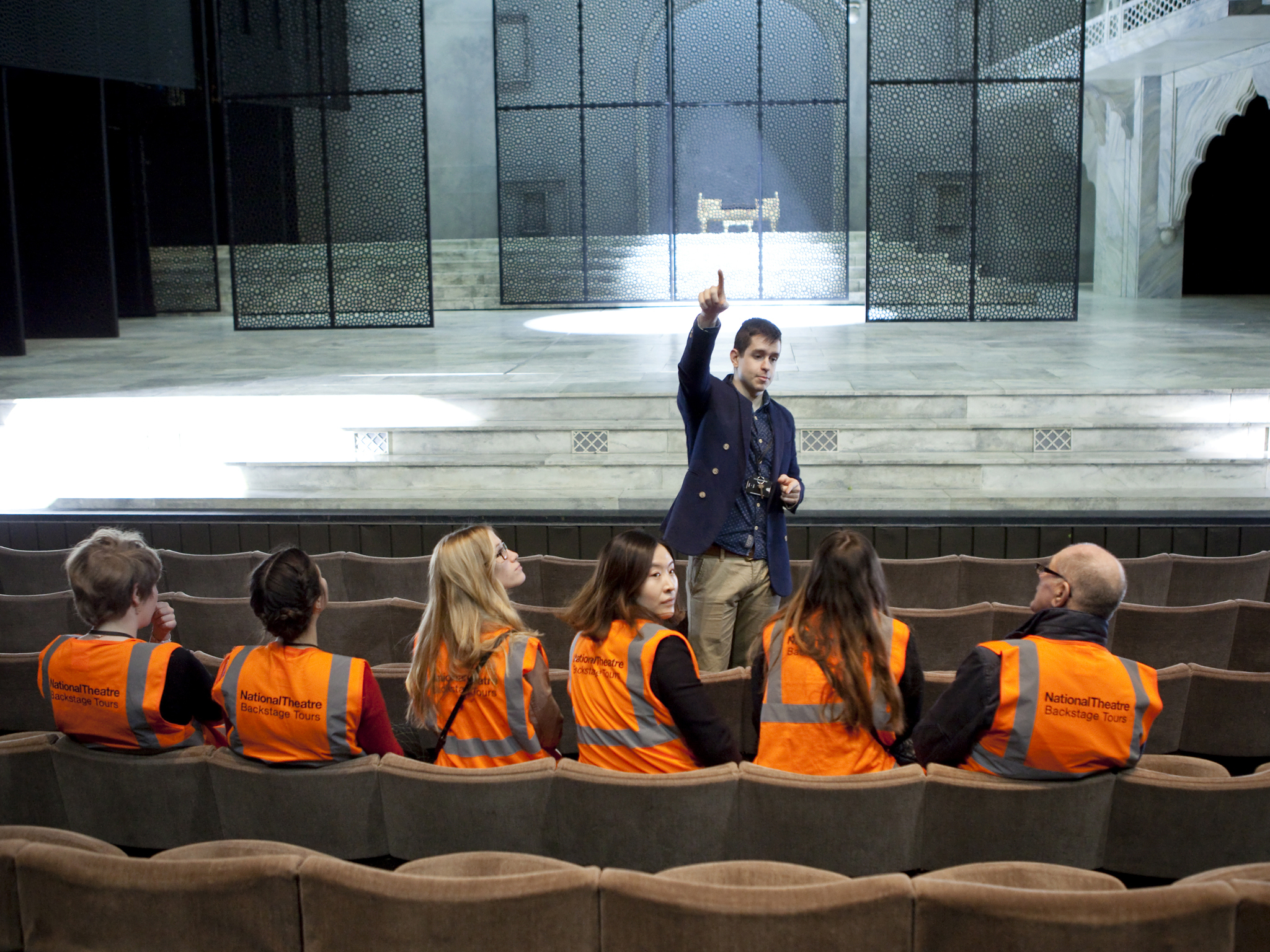 101 Things To Do in London: National Theatre Tour