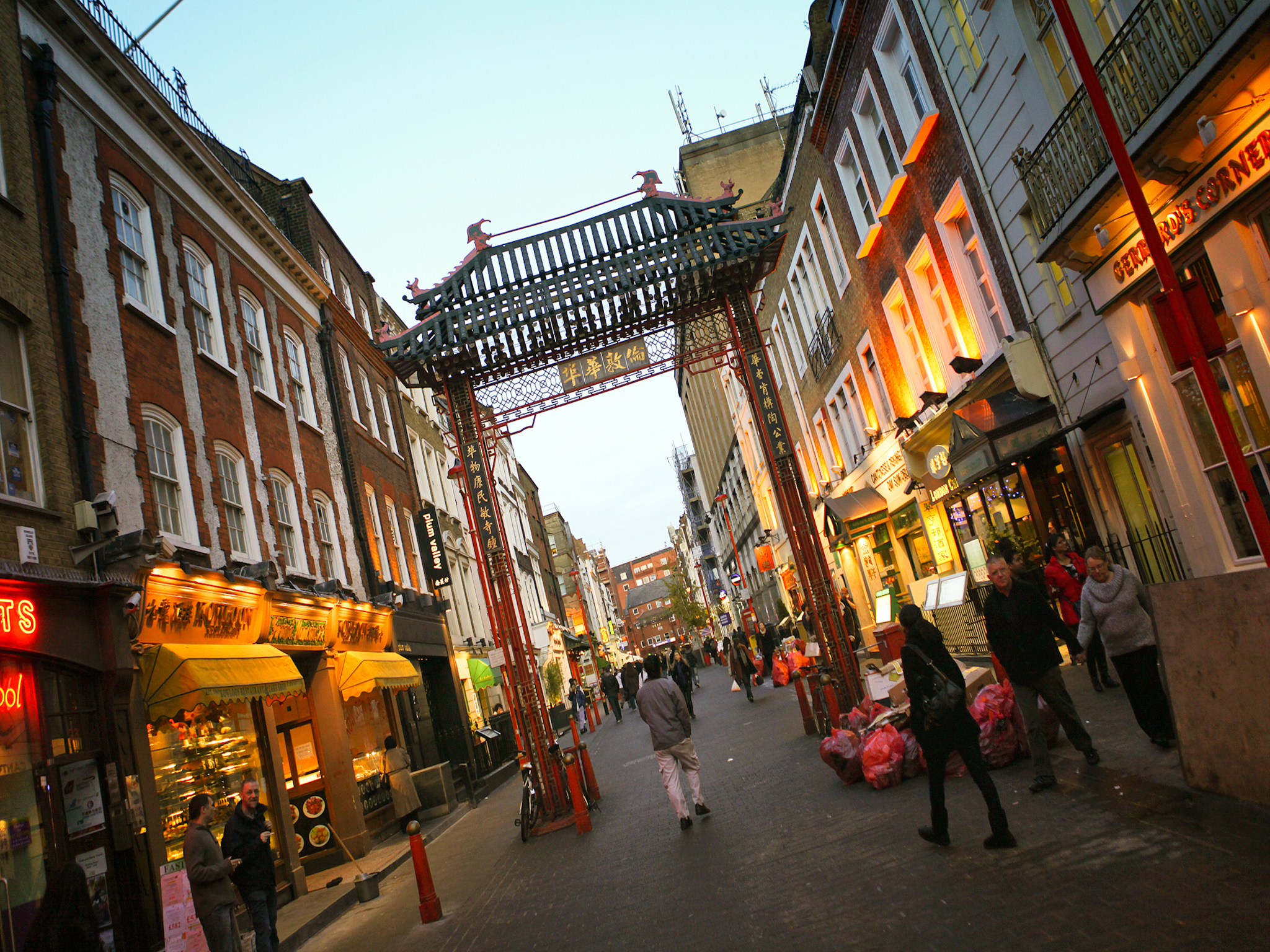 Get a taste of China in the heart of the West End