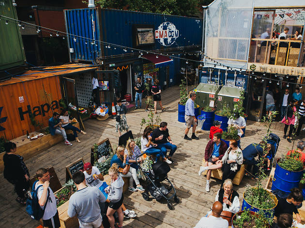 101 Things To Do in London: Pop Brixton