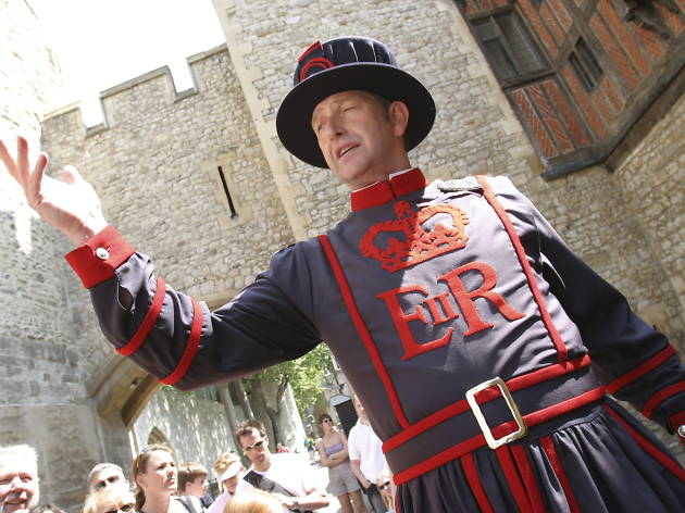 Be dazzled by the bona-fide bling at the Tower of London