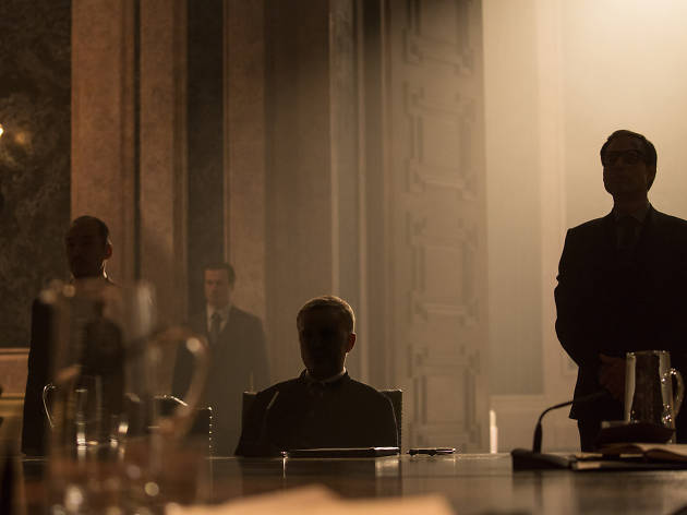 Watch the 'Spectre' trailer