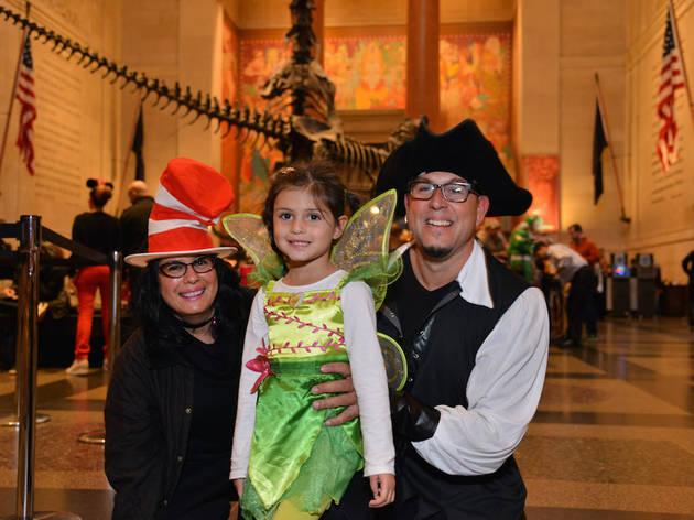 Halloween Celebration at AMNH