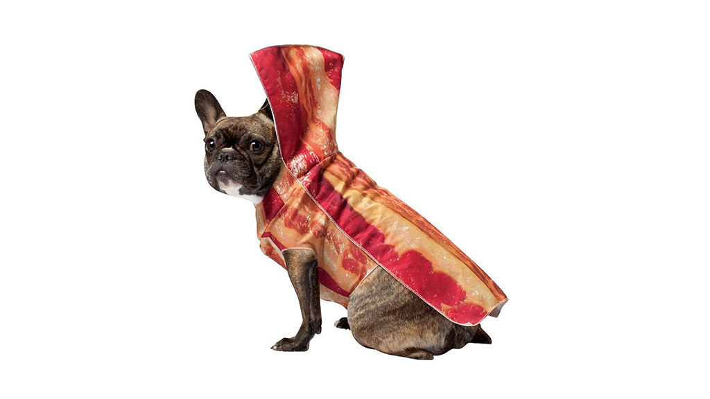 Bacon costume, $18, at kohls.com