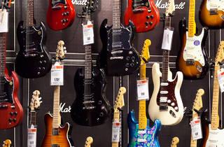 Guitar Center, Times Square