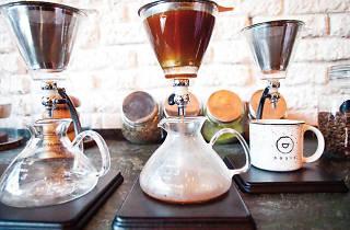 Roma, café, tostado, cafés en la roma, café de especialidad