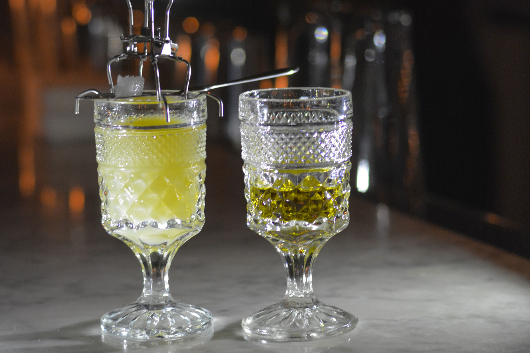 The Violet Hour hosts a new absinthe happy hour