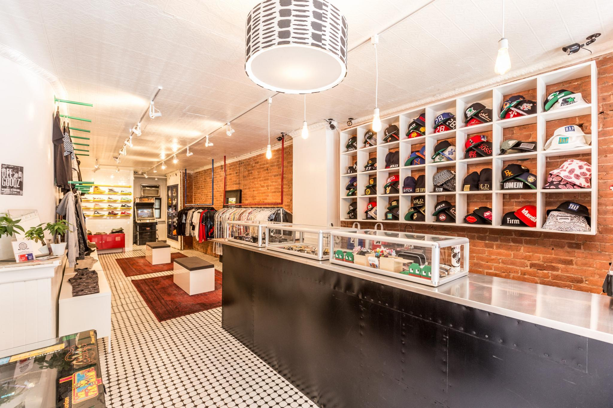 The best shops in the East Village Shopping New York  Shops Style Home Beauty Time Out