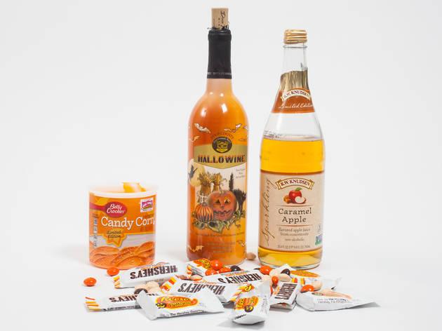 Halloween flavor taste test