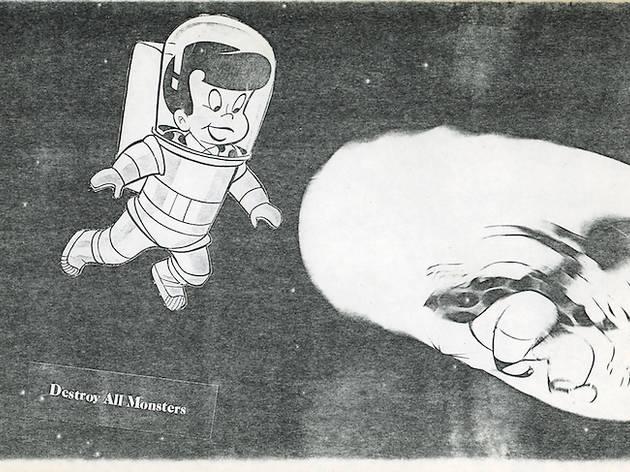 Jim Shaw, Xerox, 1976