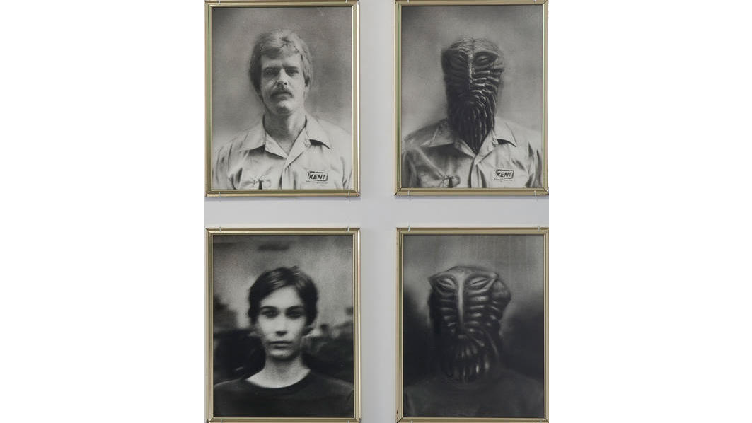 Jim Shaw, Martian Portraits, 1978