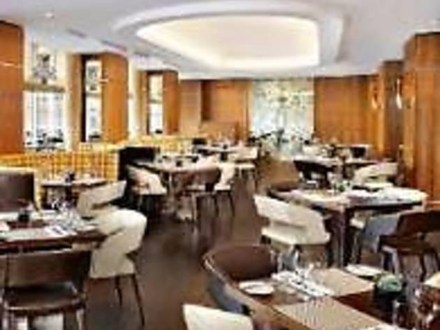 One Square Restaurant