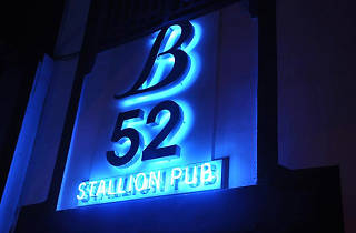 Live entertainment night at The B52 Night Club