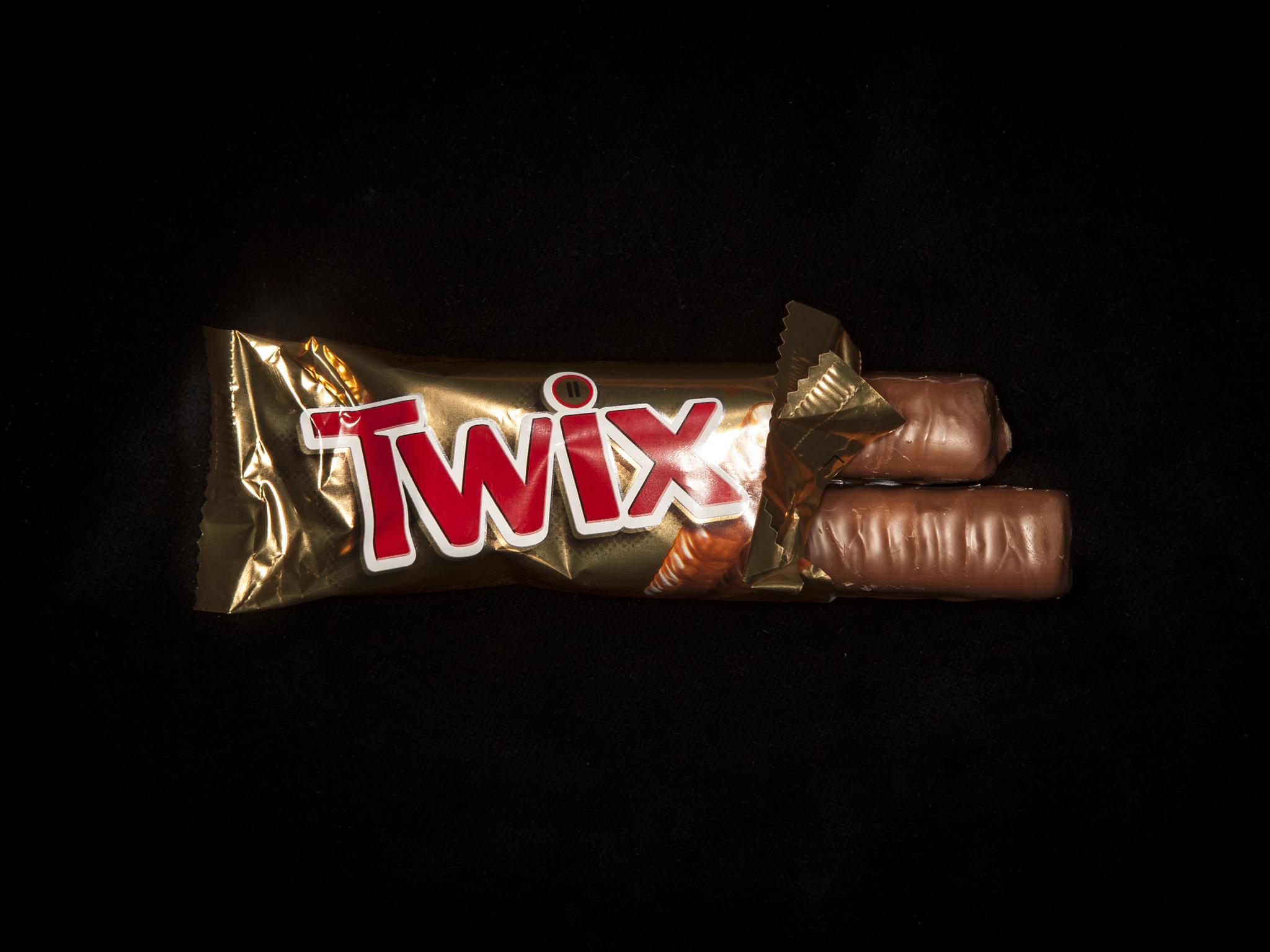 Best chocolate bars, Twix
