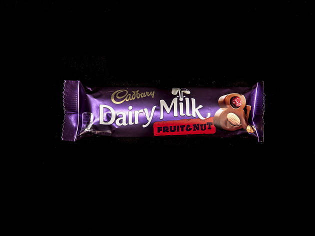 Best chocolate bars, Fruit and Nut