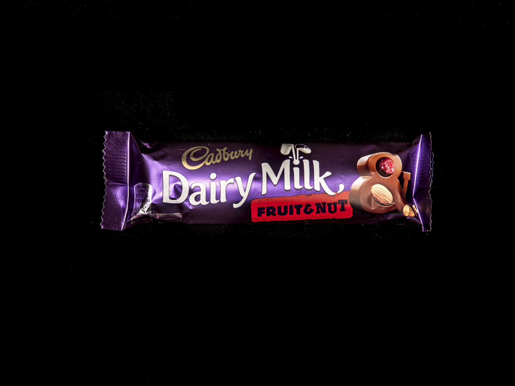 Cadbury's Fruit and Nut