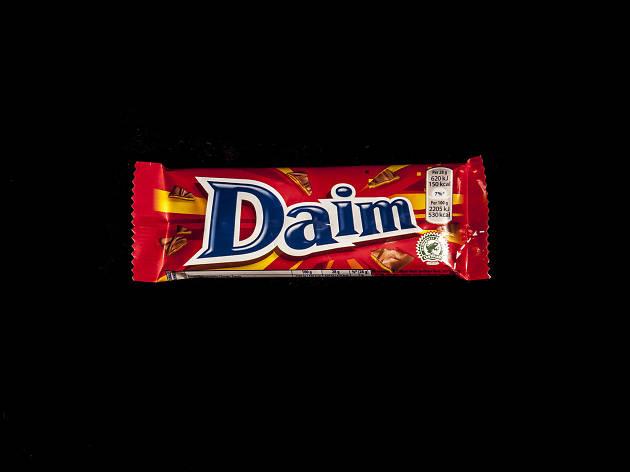 Best chocolate bars, Daim