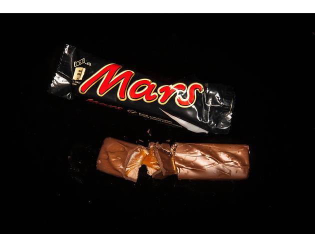 Best chocolate bars, Mars
