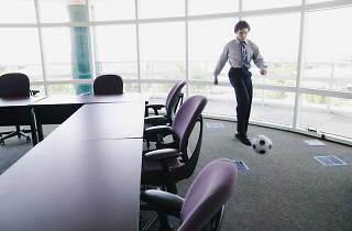 Esport a l'oficina