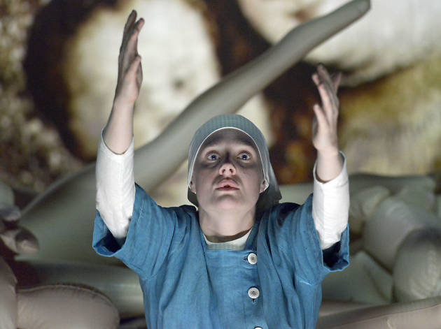 15 London theatre shows we loved the most in 2015: Measure for Measure, Young Vic, Romola Garai