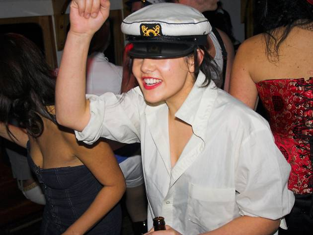 Titanic Masquerade Halloween Party Cruise, one of the best Halloween parties in San Francisco
