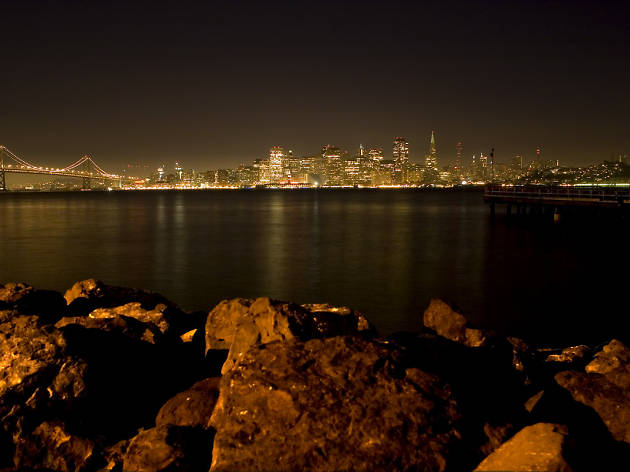 Haunted Island, one of the best Halloween parties in San Francisco