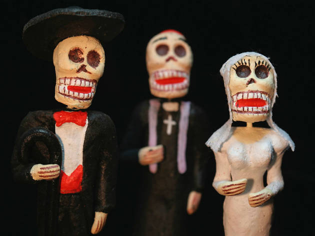 The Crick Crack Club Presents: The Day of the Dead
