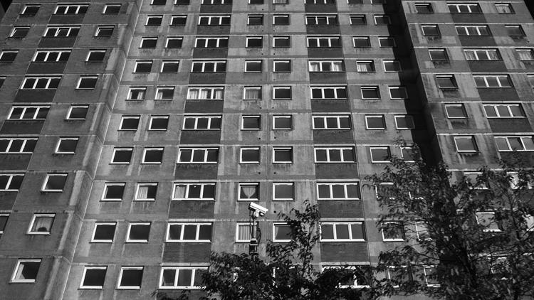 glasgow tower block