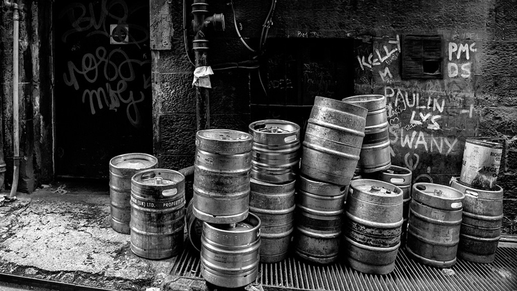 glasgow kegs