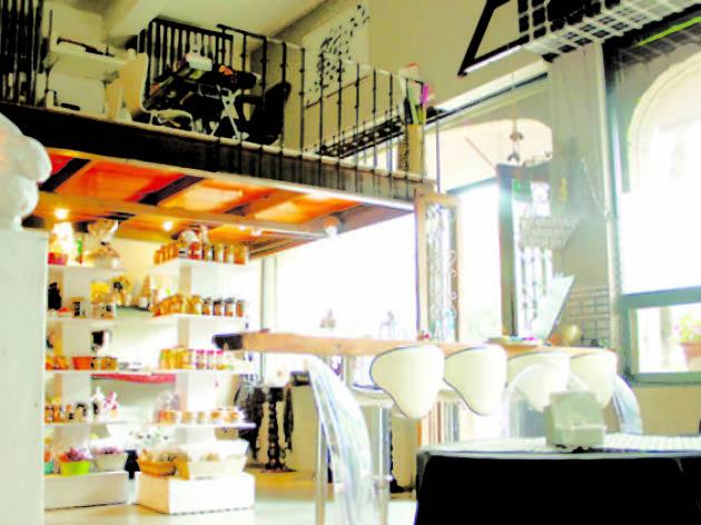 Cafés en la Condesa