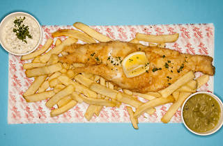 The codfathers: it's your favourite fish 'n' chips in London