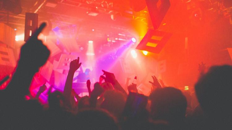 New Year's Eve clubs in Edinburgh
