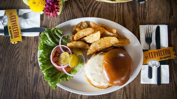 Restaurantes y cafés en Santa Fe