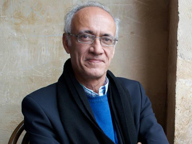 El embajador de la FILIJ, Francisco Hinojosa