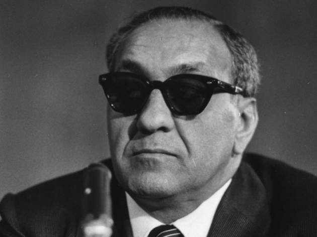 Tony Accardo, a local gangster better known as 'Big Tuna'