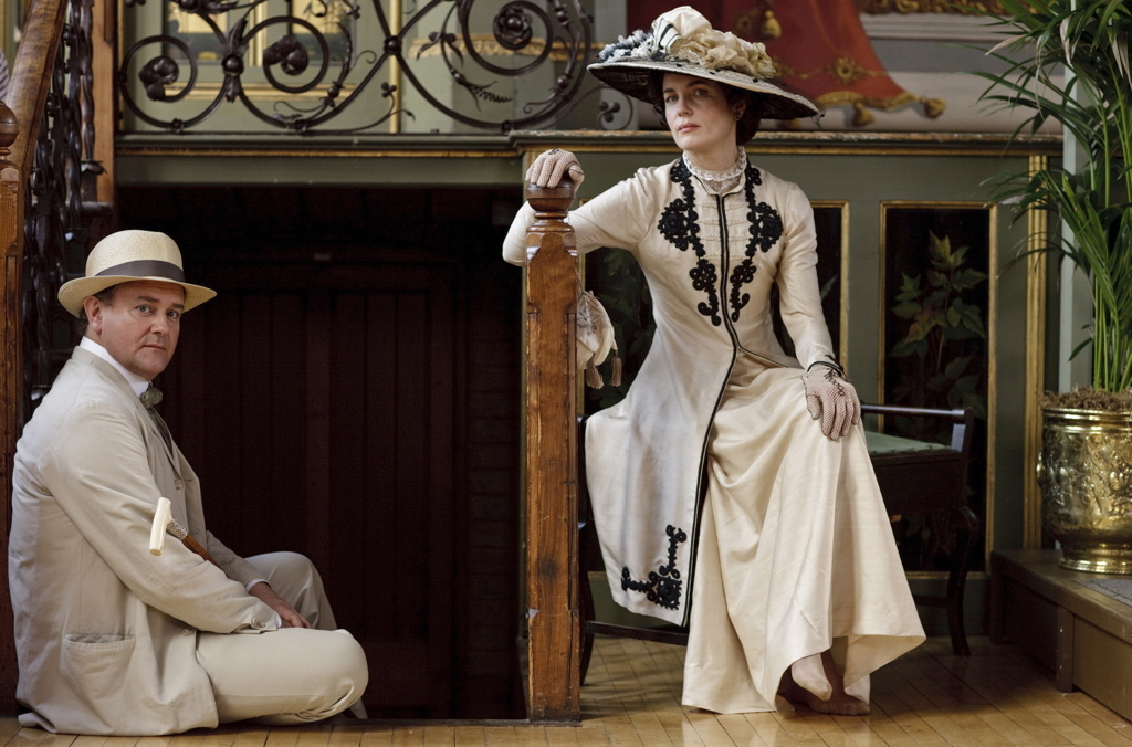 """Dressing Downton: Changing Fashion for Changing Times"""