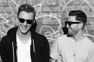 Bicep + Virginia + DJ Fra