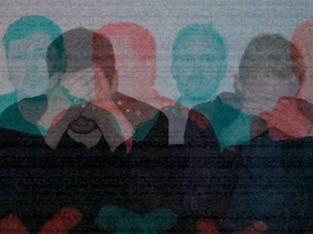 Club Screamadelica: Christian Lilja + Daniel Örhn + Per Lööf + Graham