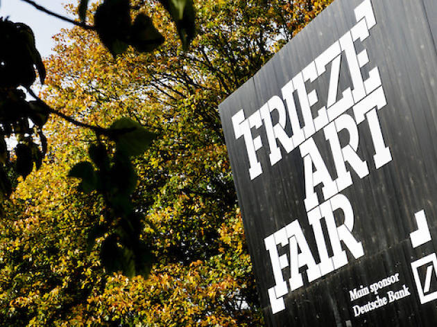 Frieze London: the details